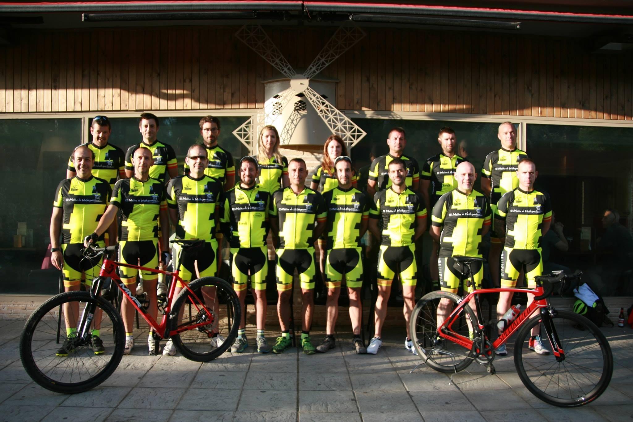 Club Ciclista El Molino de Valdespartera