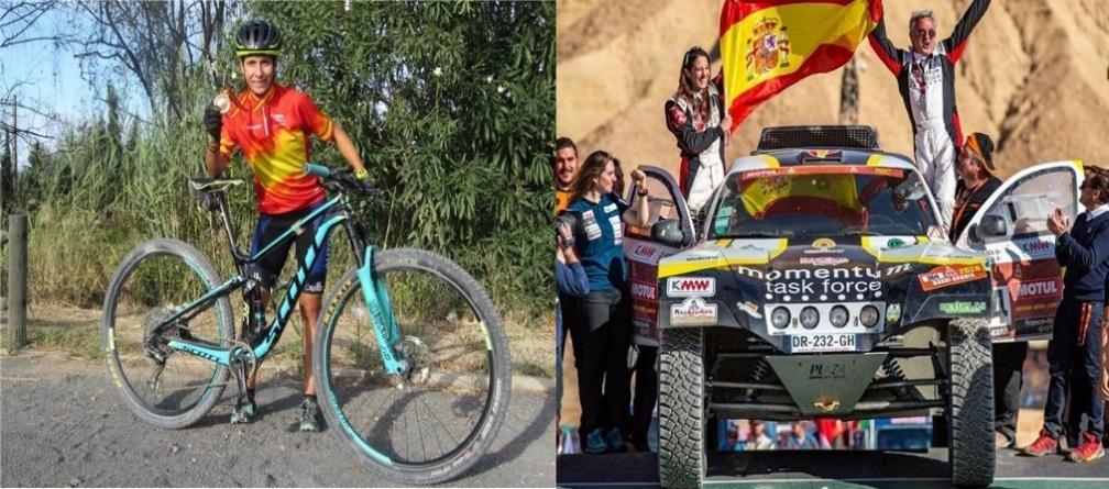 Mujer en el Ciclismo: Cómo Afrontar las adversidades en pruebas exigen