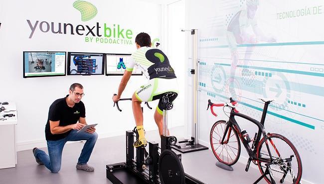 Biomecánica en el mundo de la bicicleta
