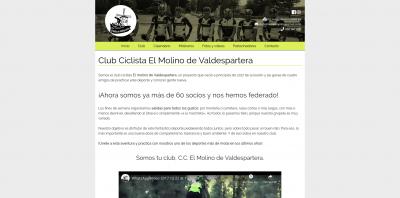 Club Ciclista del barrio Valdespartera de Zaragoza