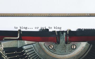 Redacción de artículos para el blog de tu web