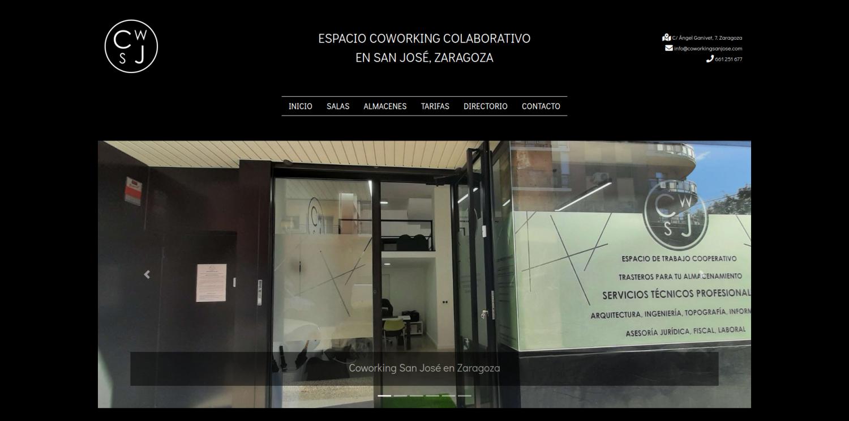Coworking San José estrena instalaciones y web