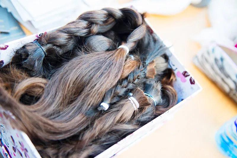 Cómo donar pelo