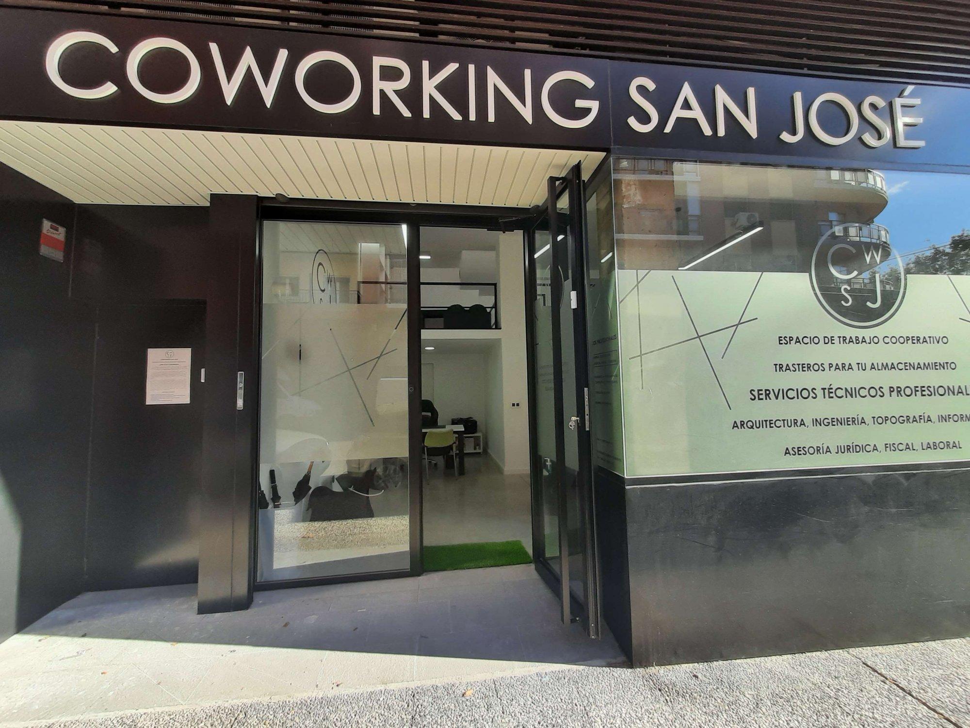 Coworking San José en Zaragoza